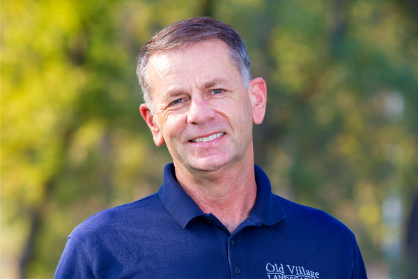 Blake Covert, Old Village Landscaping's New President